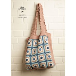 Model Bag W025- Free knitting pattern