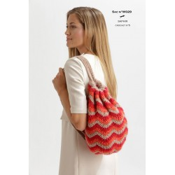 Model Bag W029- Free knitting pattern