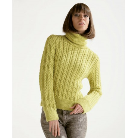 Model jumper CB15-25 - Free knitting pattern
