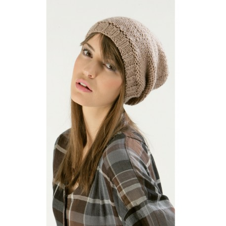 hat pattern CB10-12- Free knitting pattern