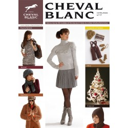 Catalogue CHEVAL BLANC N° 17 Automne - Hiver 2013 / 2014