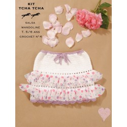 Kit crochet Tcha Tcha