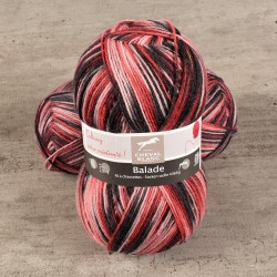 Knitting yarns - BALADE Multicolore