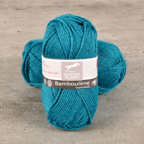 Knitting yarns - BAMBOULENE
