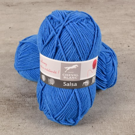 Knitting yarns - SALSA