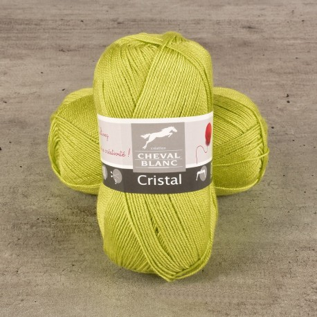 Knitting yarn - CRISTAL