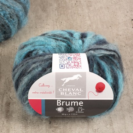 Knitting yarns - Brume