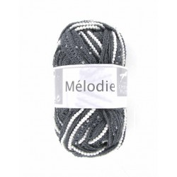 Knitting yarns - MELODIE