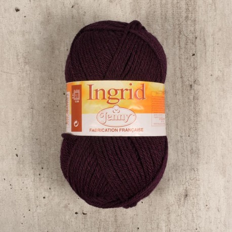 Pelote de laine - INGRID - Destockage