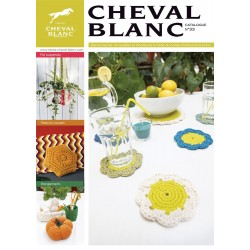 Catalogue de tricot Cheval Blanc n°33 Décoration