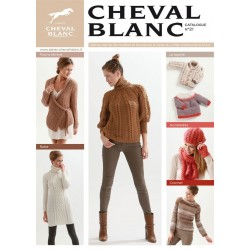 Catalogue CHEVAL BLANC N° 21 Automne - Hiver 2015 / 2016